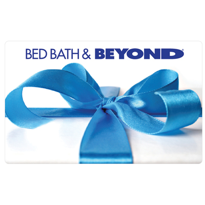 BED, BATH & BEYOND<sup>&reg;</sup> $25 Gift Card - Find everything you need for every room in the house.