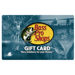 BASS PRO SHOPS<sup>&reg;</sup> $25 Gift Card