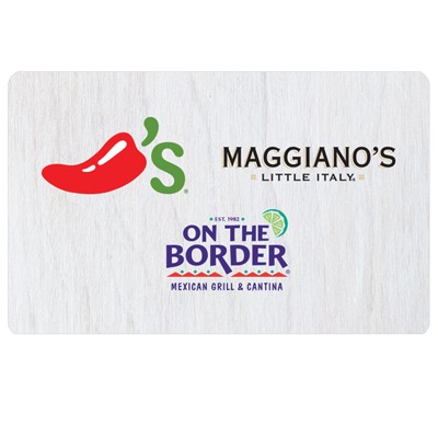 MAGGIANO'S<sup>®</sup> $25 Gift Card - Indulge in tasty Italian-American cuisine.