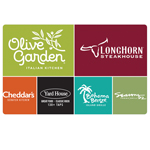 OLIVE GARDEN<sup>&reg;</sup> $25 Gift Card
