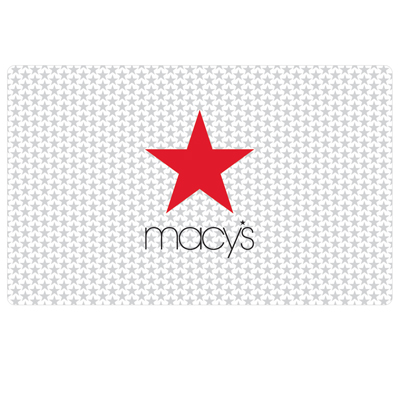 MACY'S<sup>®</sup> $25 Gift Card - All your shopping needs in one store!